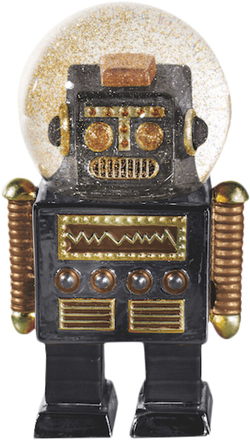 Snekugle  Summerglobe (The Robot  Black)