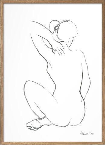 Wild Apple - Nude Sketch I