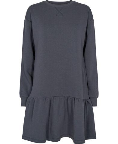 PCCHILLI LS FLOUNCE DRESS BC
