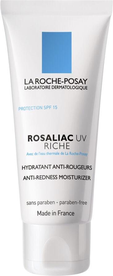 Rosaliac Uv Riche Fugtighedscreme Mod Rødme 40 ml.
