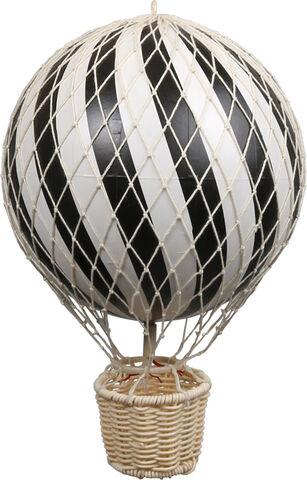 Luftballon Stor - Black
