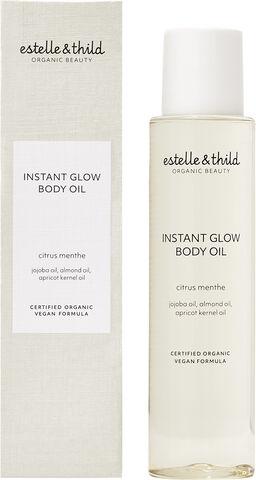 Citrus Menthe Instant Glow Body Oil