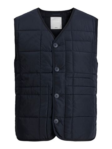 JPRBLAROCCO QUILTED GILET