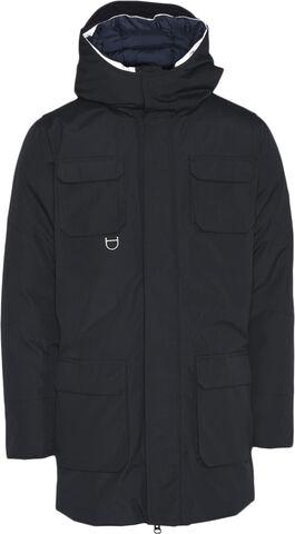 Parka Jacket - GRS/Vegan