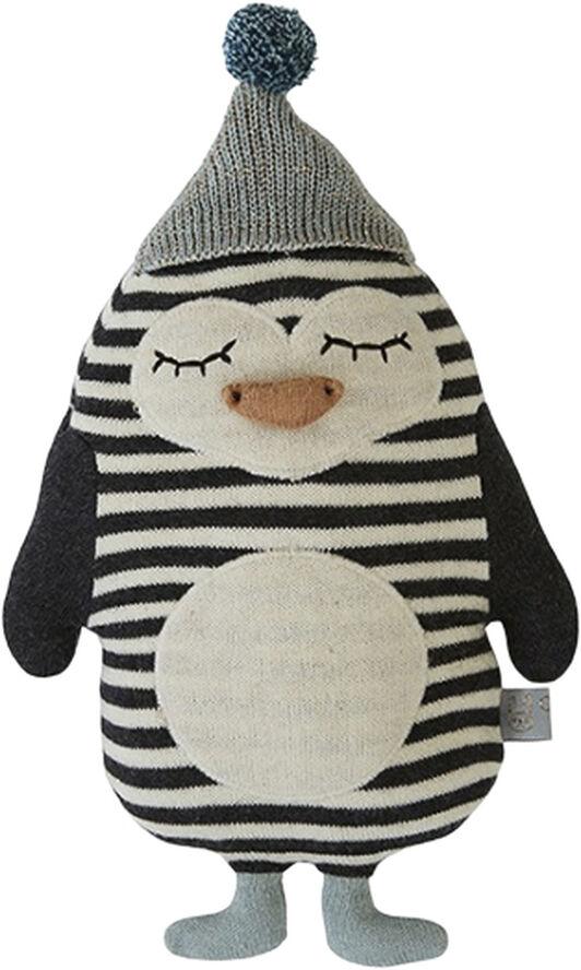 Darling Cushion - Baby Bob Penguin