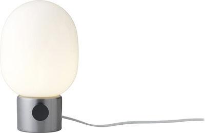 JWDA Metallic Lamp, borstad st?l