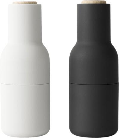 Bottle Grinder, Ash/Carbon, Beech,