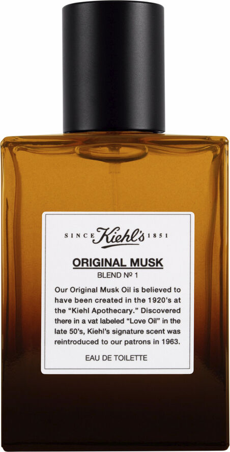 Original Musk Eau de Toilette Spray 50 ml.