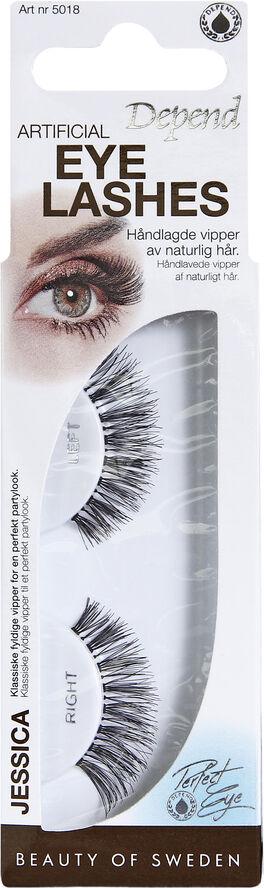 Eyelashes Jessica NO/DK