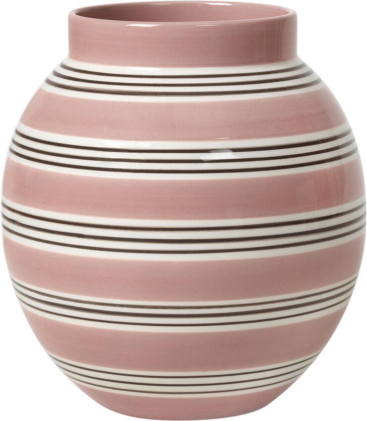 Omaggio Nuovo Vase H20,5 støvet rosa