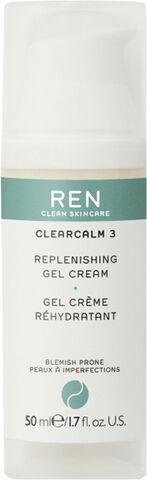 Clear Calm 3 Replenishing Gel Cream