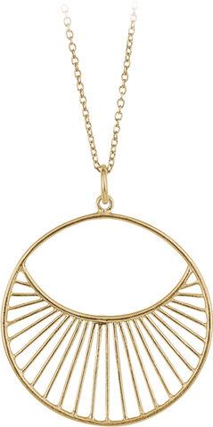 Daylight necklace short  40-48 cm