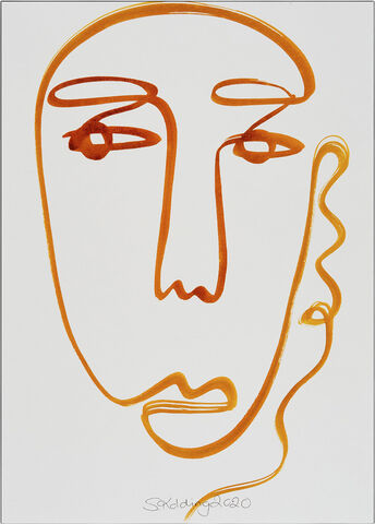 Stine Kolding - Face no 4