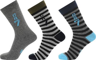 CR7 Kids socks 3-pack.