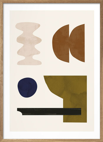 The Poster Club - Jan Skacelik - Shapeshape 09