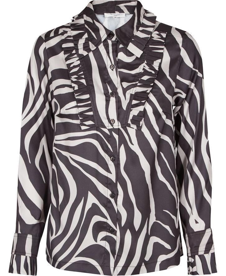 Elora zebra skjorte