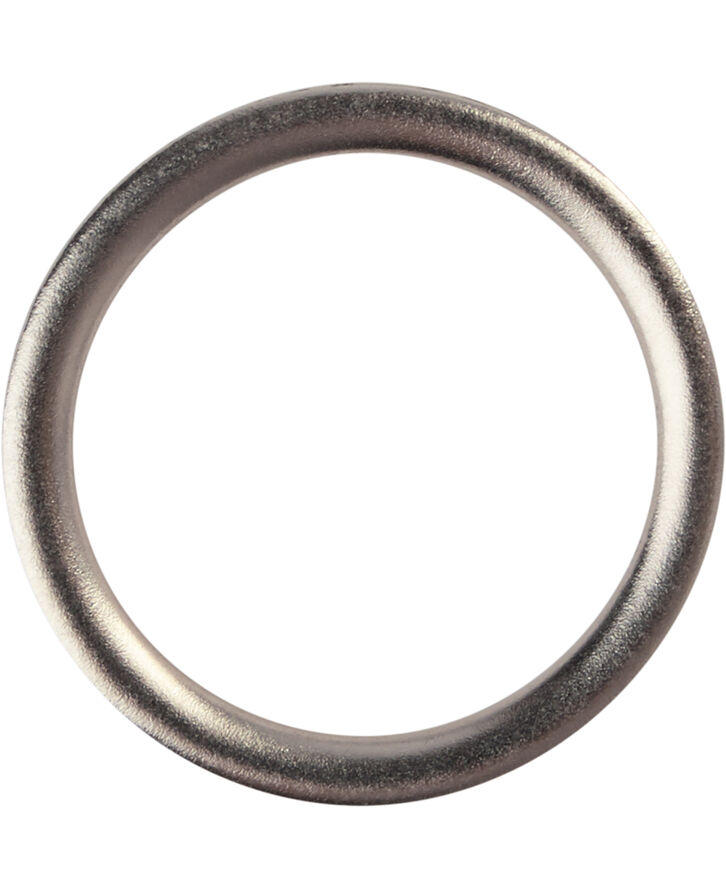 Infinity ring 58 - Rhodium