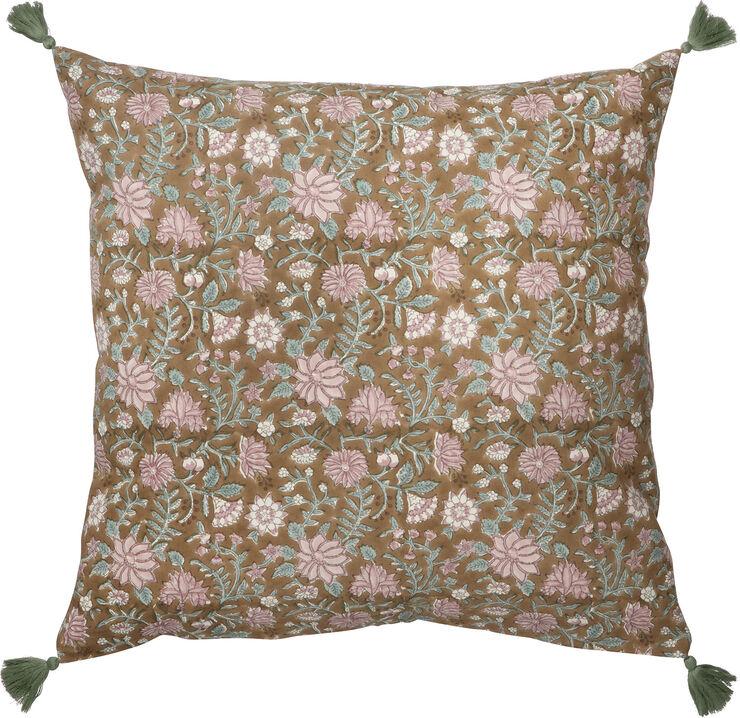 Cushion Cover 60x60cm Komati Olive