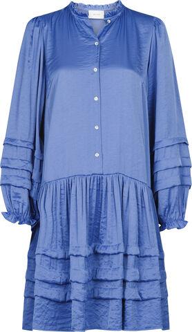 Aya Satin Dress