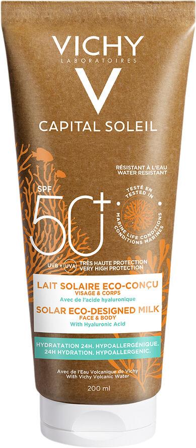 Capital Soleil Solar ECO-Designed Sollotion SPF50+