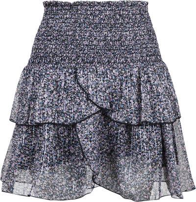 Carin Mini Flower Skirt