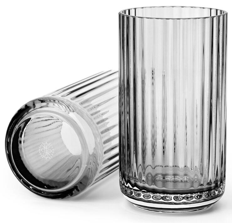 Lyngbyvasen glas smoke