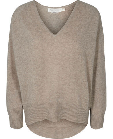Lukka v-neck pullover premium