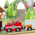 Leksakståg och tågbanor