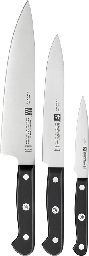 Gourmet Knivsæt 3 dele