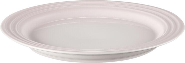 Tallerken 22 cm Signature Shell Pink