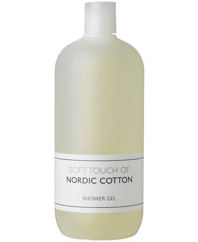 Shower Gel Nordic Cotton 1000 ml.