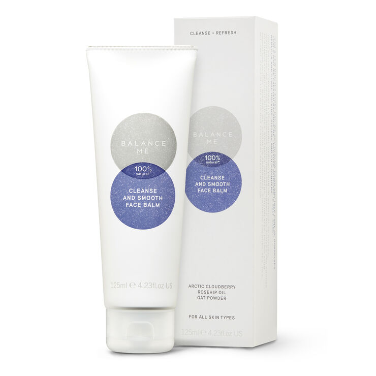 Cleanse & Smooth Face Balm 125 ml.