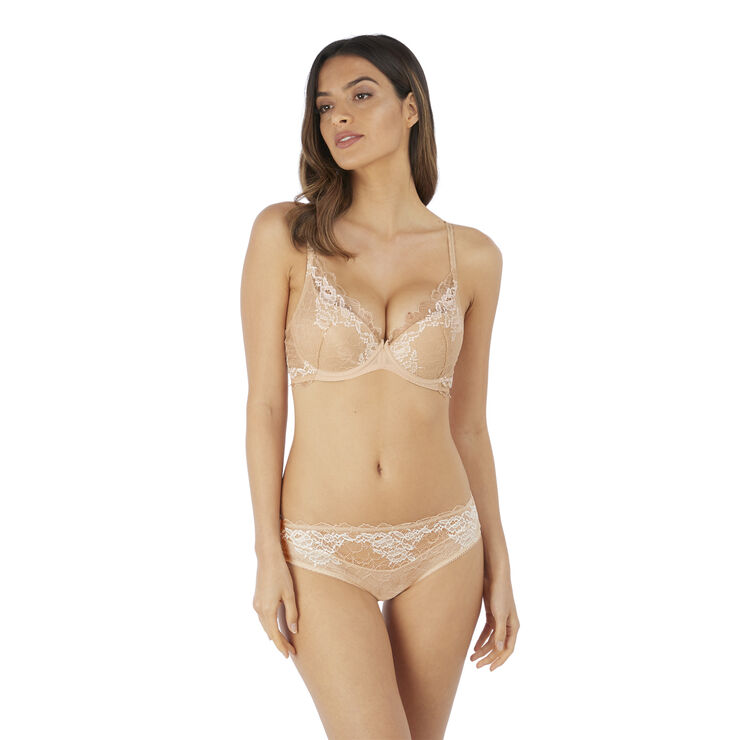 LACE PERFECTION push up bra WE135003CAC