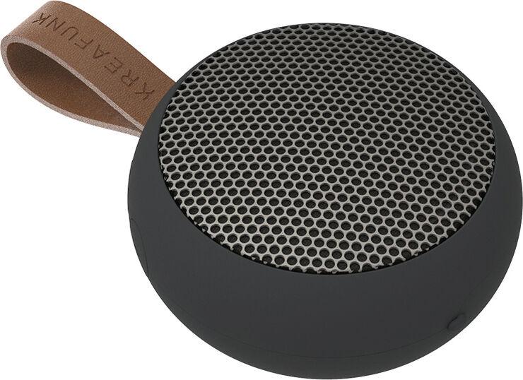 aGO, black edition w. gun metal grill,