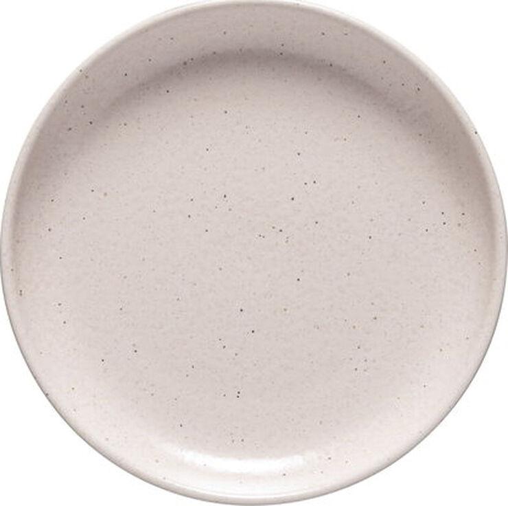 Tallerken flat Pacifica 16 cm Marshmallow Keramikk