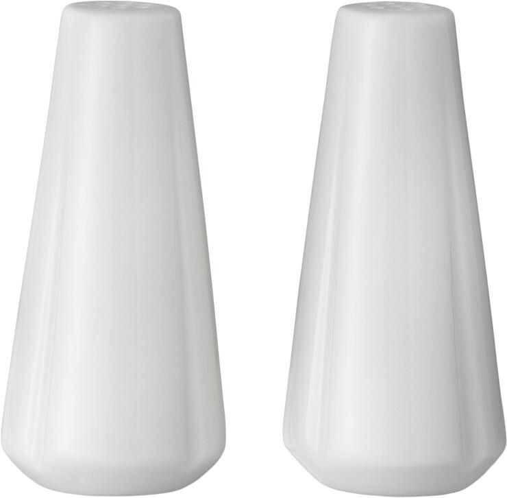 GC Salt- og pebersæt H10 hvid 1 sæt