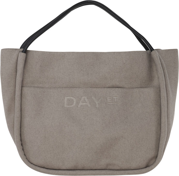 Day Woolen Mega Shopper