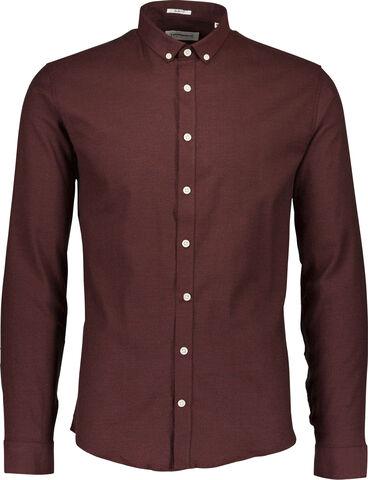 Mouliné skjorte
