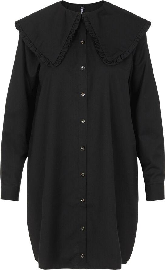 PCMARLY LS SHIRT DRESS D2D