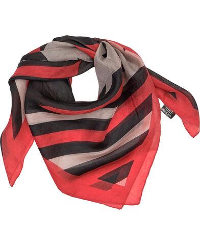 Diagonal Stripe Scarf