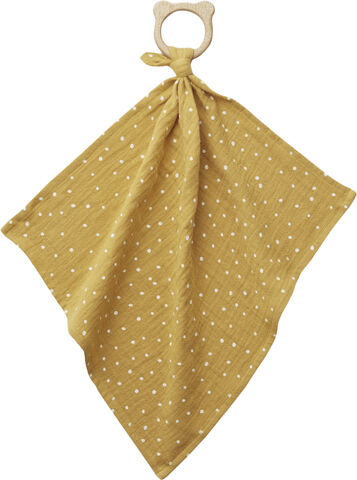 Dines teether cuddle cloth