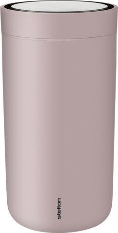 To Go Click d. steel, 0,2 l. - mat lavender