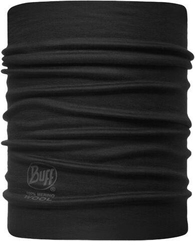 BUFF Neckwarmer Wool Black